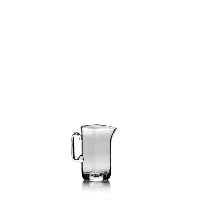 Woodbury Glass Pitcher, Small