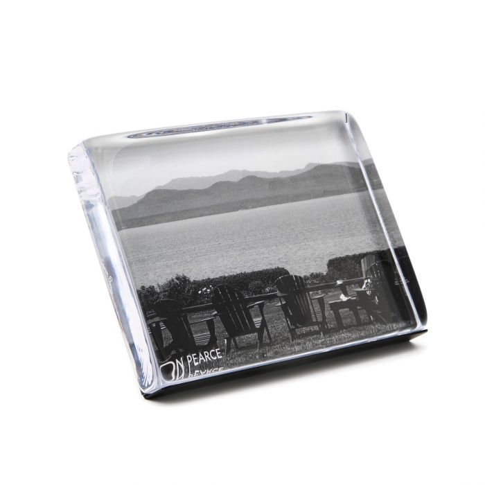 Woodbury Horizontal Photo Block, 5x7""