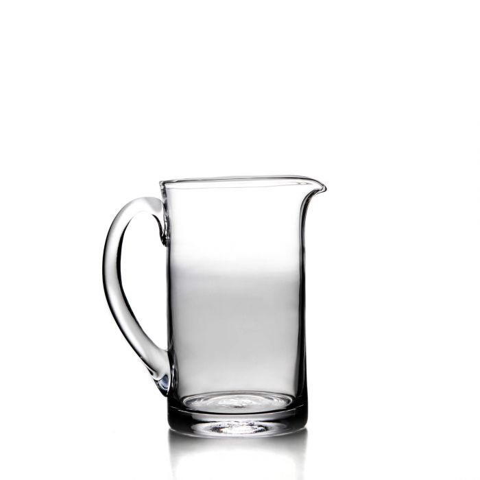 Ascutney Glass Pitcher, Medium