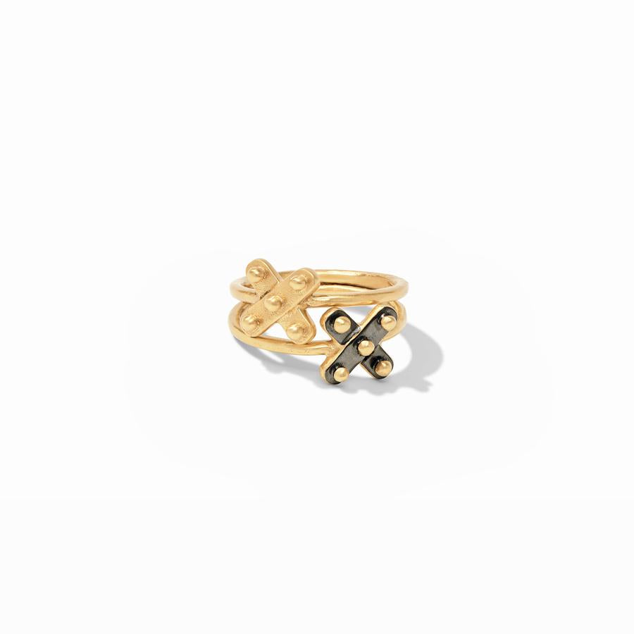 SoHo Stacking Rings, Set/2