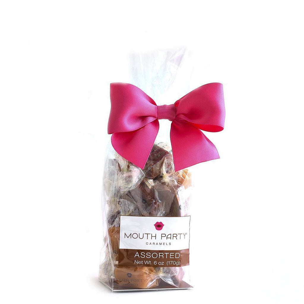 Assorted Caramel Gift Bag