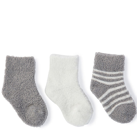 Cozychic Lite Infant Socks, Set/3