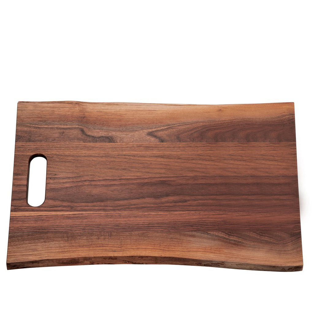 Live Edge Single Handle Board, 24""