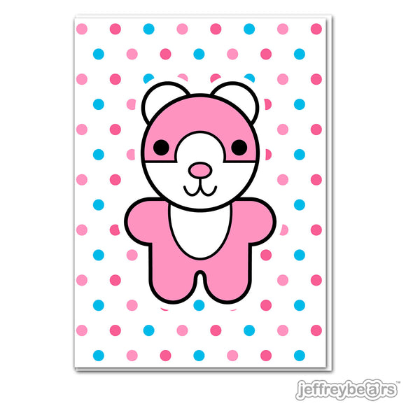 Misu Greeting Card