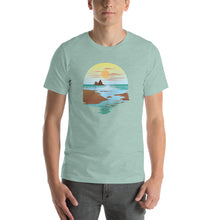 Load image into Gallery viewer, Pistol Beach Oregon - T-Shirt - Men's - Alterned North - T-Shirt - Men