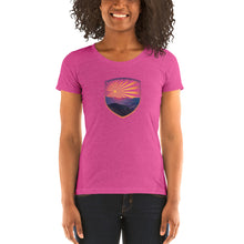 Load image into Gallery viewer, Mount Sniktau Colorado Sunrise - T-Shirt - Women's - Alterned North - T-Shirt - Women