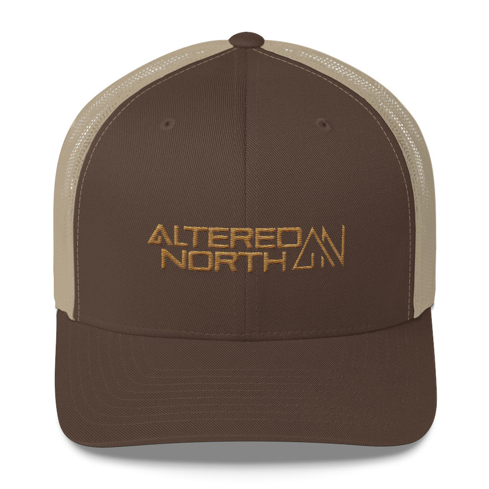 Altered North Trucker Hat - Alterned North - Trucker Hat