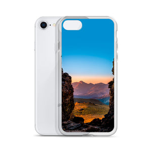 Doorway to Sunrise iPhone Case - Alterned North - iPhone Case