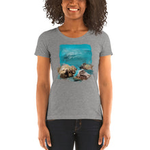 Load image into Gallery viewer, California Coast Storm - T-Shirt - Women's - Alterned North - T-Shirt - Women