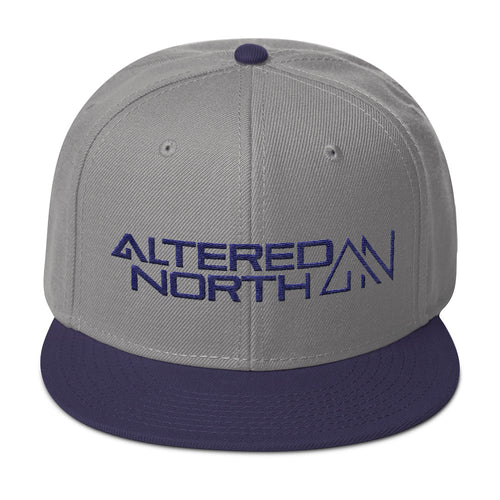 Altered North Snapback Hat - Alterned North - Snapback Hat