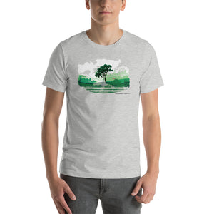 Foggy Colorado Field - T-Shirt - Men's - Alterned North - T-Shirt - Men