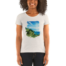 Load image into Gallery viewer, Nā Pali Coast - T-Shirt - Women's - Alterned North - T-Shirt - Women