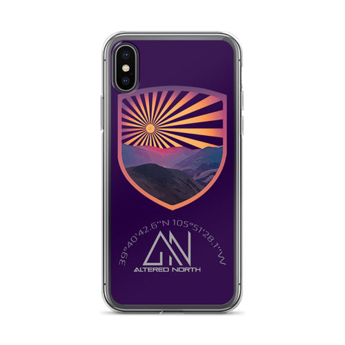 Mount Sniktau iPhone Case - Alterned North - iPhone Case