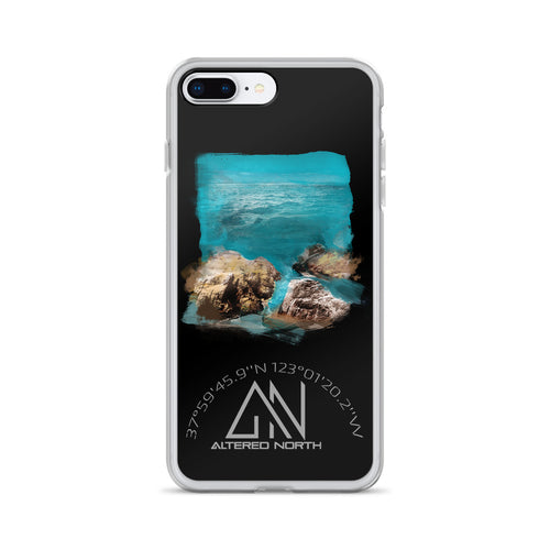 California Coast Storm iPhone Case - Alterned North - iPhone Case