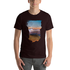 Doorway to a Colorado Sunrise - T-Shirt - Men's - Alterned North - T-Shirt - Men