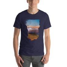 Load image into Gallery viewer, Doorway to a Colorado Sunrise - T-Shirt - Men's - Alterned North - T-Shirt - Men