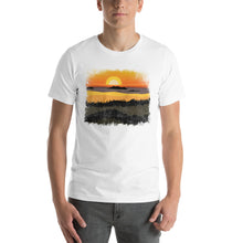 Load image into Gallery viewer, Oregon Coast Sunset - T-Shirt - Men's - Alterned North - T-Shirt - Men