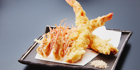 Deep-Fried Tempura Prawns | Eatoo UK
