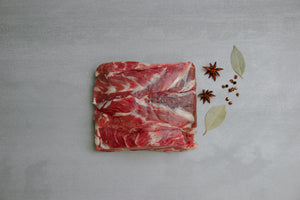 Organic Lamb Neck Fillet Chunk