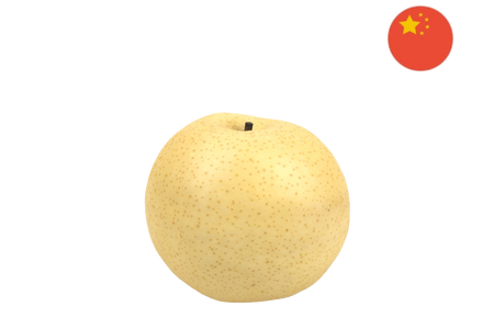 Asian Pear - 4pc