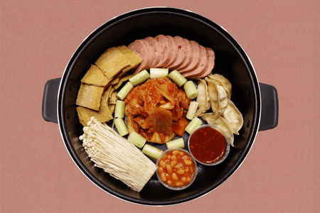 Budae Jjigae Set | Eatoo UK