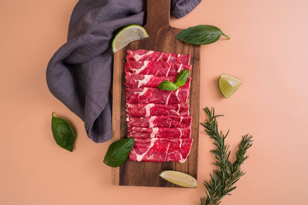 Lamb Shoulder Slices | Eatoo UK