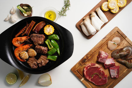 BBQ Set for 2 People | Eatoo UK