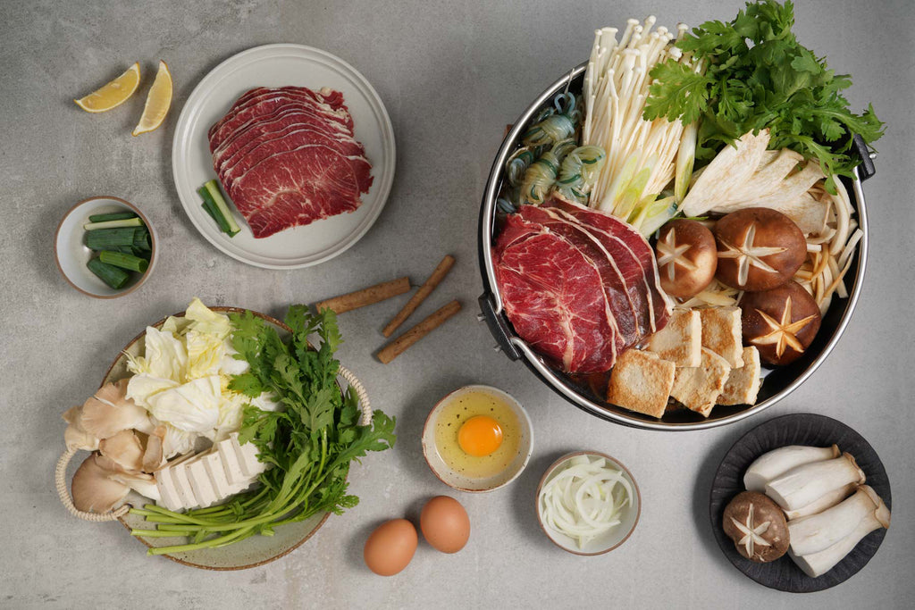 Sukiyaki Set | Eatoo UK