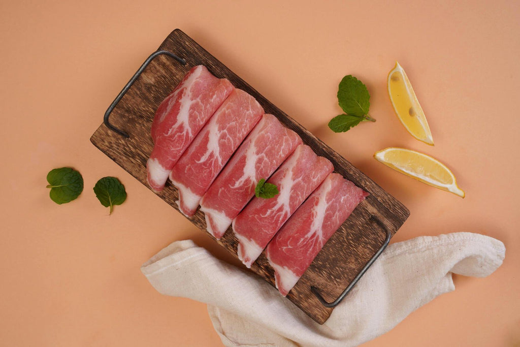 Iberico Pork Neck Slices | Eatoo UK