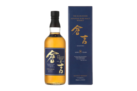 The Kurayoshi Pure Malt Whisky 8yr | Eatoo UK