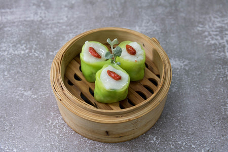 Chinese Leek Dumplings |. Eatoo UK