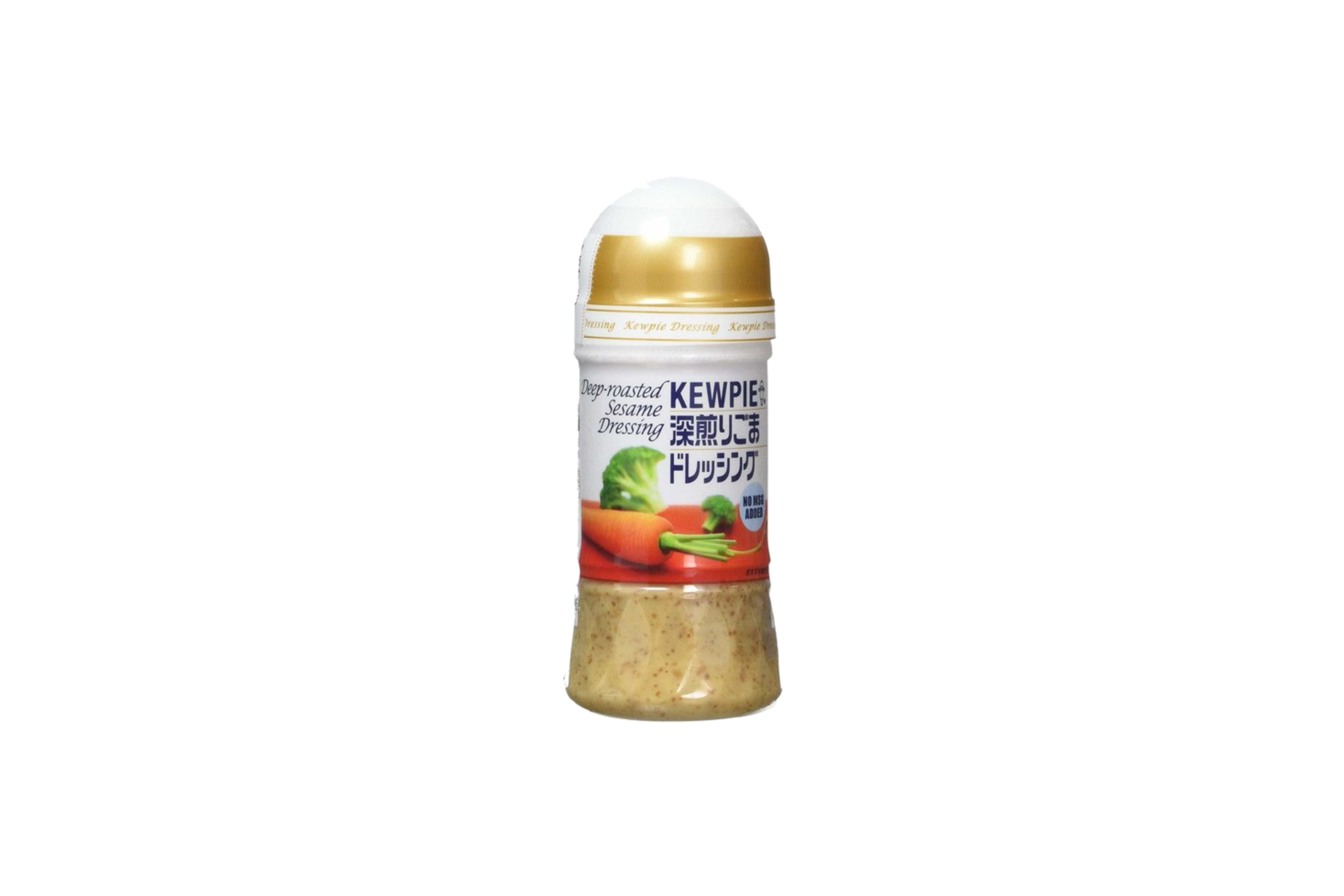Kewpie Deep-Roasted Sesame Dressing (No MSG) | Eatoo UK
