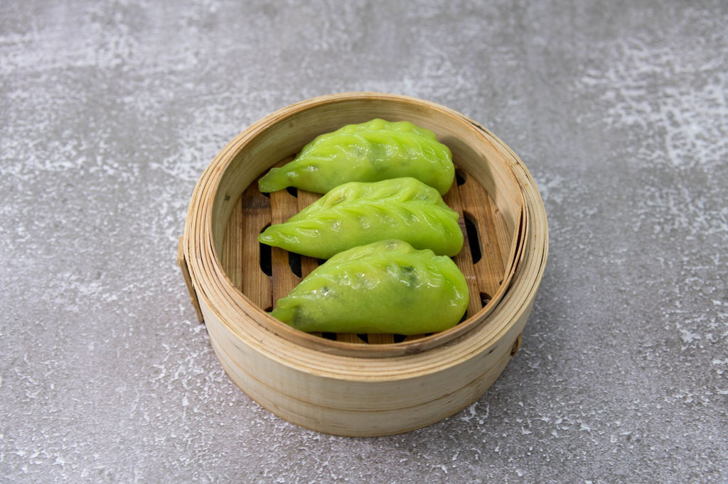 Mushroom and Bamboo Dumplings | Eatoo UK