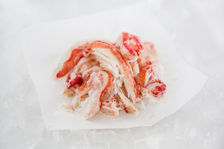 Snow Crab Meats & Legs Combo | Eatoo UK