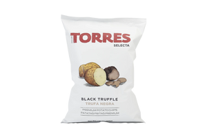 Torres Black Truffle Potato Crisps | Eatoo UK