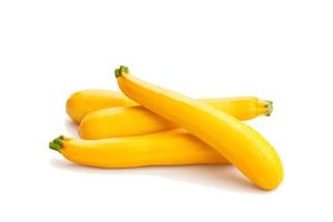 Yellow Courgettes - 2pc
