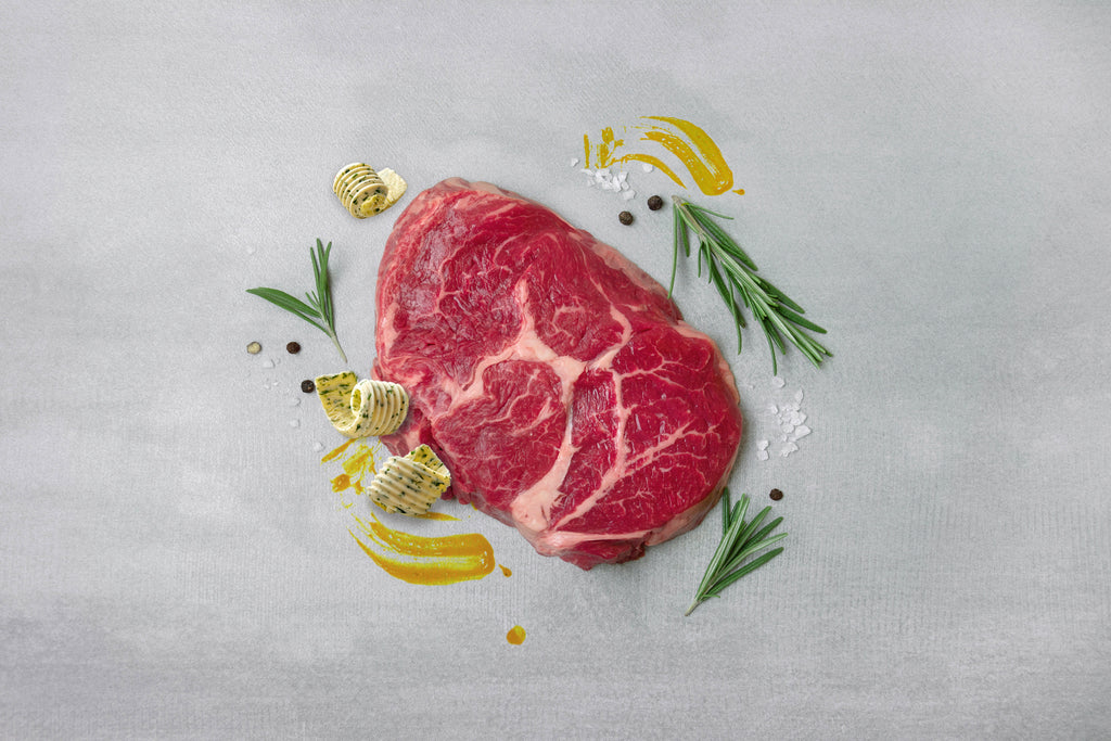 Organic Beef 30 Day Dry Aged Ribeye Steak | Eatoo UK