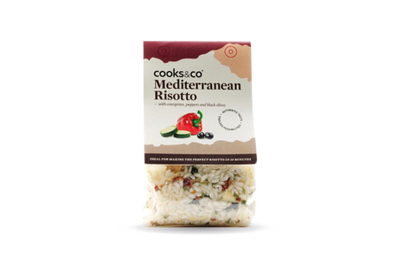 Cooks & co Mediterranean Risotto | Eatoo UK
