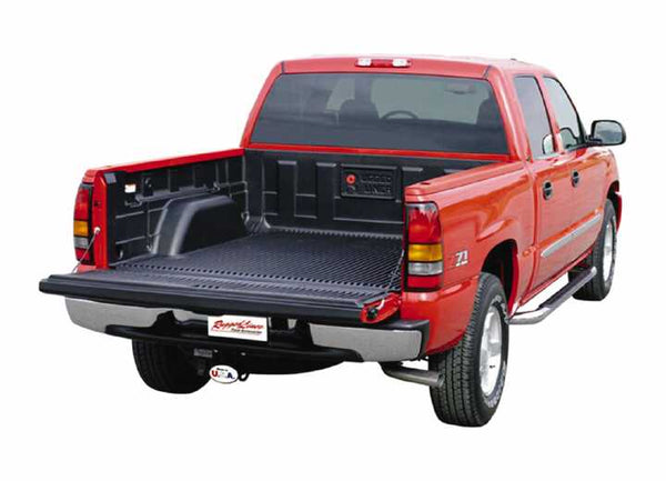 Rugged Liner Under-Rail Bed Liner - 6.5 ft. Bed with Deck Rail System