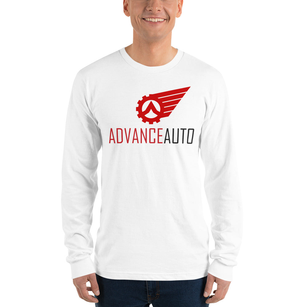 Long sleeve T-shirt with Advance Auto Logo