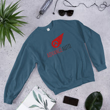 Load image into Gallery viewer, Crewneck Sweatshirt with Advance Auto Logo