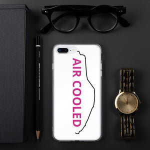 AIR COOLED - Porsche iPhone Case - White
