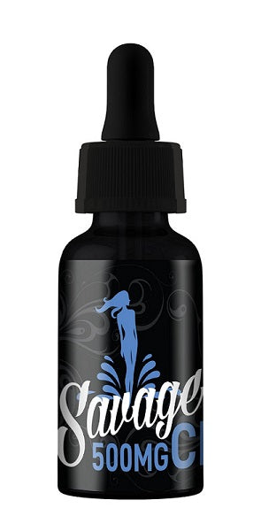 DRIVEN BY SAVAGE CBD 30ML
