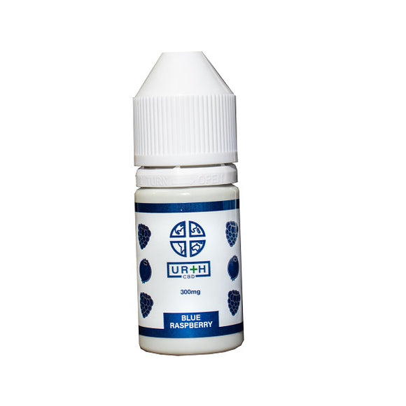 BLUE RASPBERRY SUB OHM OIL BY URTH CBD 30ML