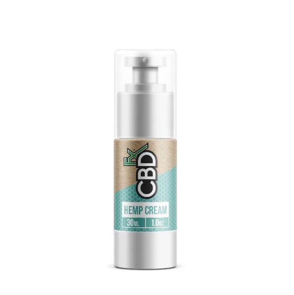 HEMP CREAM BY CBD FX