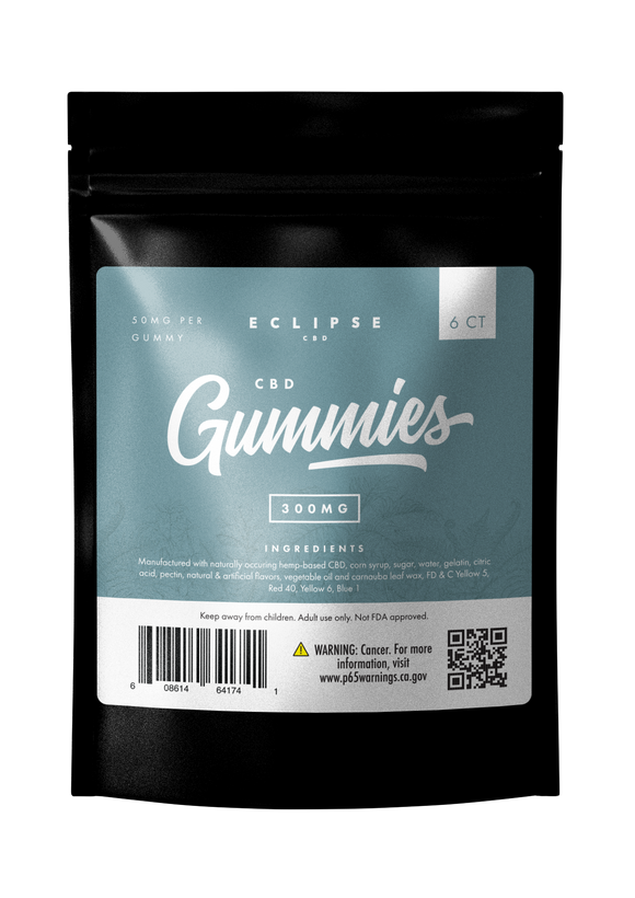 ASSORTED CBD GUMMIES BY ECLIPSE CBD