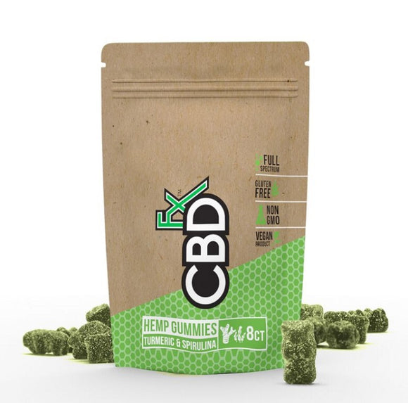 HEMP GUMMIES BY CBD FX
