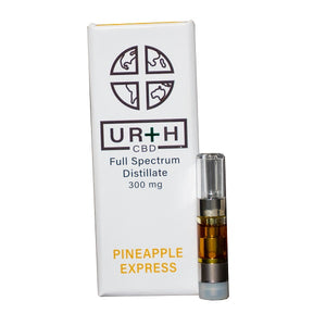 PINEAPPLE EXPRESS FULL SPECTRUM CBD DISTILLATE BY URTH CBD