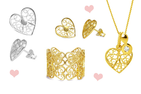 Ethical Valentine's Jewellery to Fall in Love with!