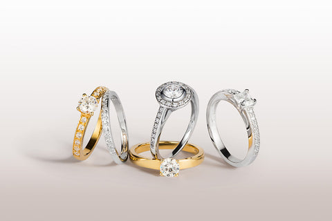 THE NEW Cosmos Engagement Ring Collection is born